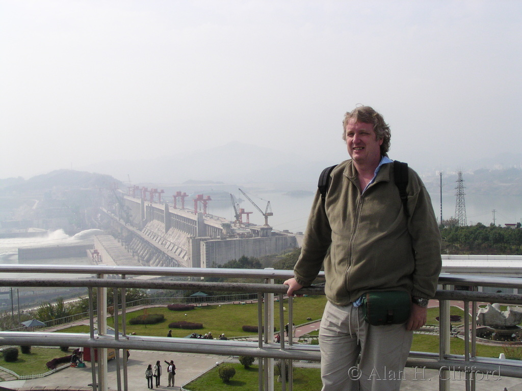 Alan and the Three Gorges Dam